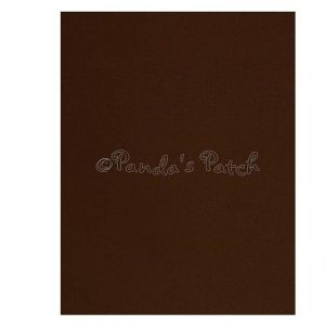 A4 EVA Foam Sheet - Dark Brown